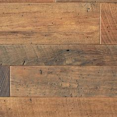 Why choose a reclaimed wood floor?   Redesign Blog