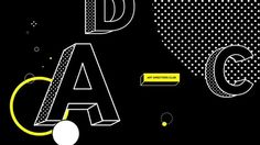 motion graphic 2015 SVA ADC Show Opening Sequence For more Details Design & Animation : Daisy Dal Hae Lee Additional Animation : Ascii Art, Motion Video, Stop Motion, Gfx Design, Graphic Design, Pixel Art, Motion Graphs, Motion Logo, Animation Types