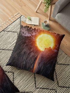 Achetez le design «Sun Wash by GEN Z» par Gen-Z sur les produits suivants: Cushions, Throw Pillows, Artwork, Design, Sun, Ear, Products, Toss Pillows, Toss Pillows