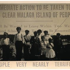 the heartbreaking and fascinating history of Maine's Malaga Island community.