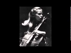 Jacqueline du Pré, Dvořák Cello Concerto in B minor op.104. No one plays the cello like the late Jacqueline. It is wonderful......
