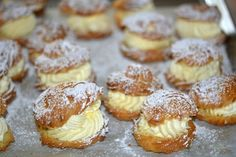 MOM'S FAMOUS CREAM PUFFS – Hotcookinrecipes