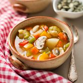 Spring's Best Veggie Soup - JillianMichaels.com