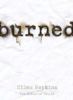 Burned  one of my favorite Hopkins' books. I literally cried for hours.