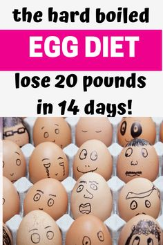 The Boiled Egg Diet: Lose 20 pounds in 2 weeks. – Wholesome Inside The Boiled Egg Diet: Lose 20 pounds Slow Food, Atkins, Get Healthy, Healthy Weight, Healthy Eating, Healthy Foods, Healthy Detox, Healthy Recipes, Healthy Soup