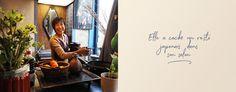 Le Comptoir Japonais - 3 rue Ternaux Paris 11ème Réservation : 06 10 24 06 53 L-V midi - menu 12,50€
