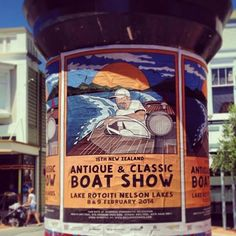 Looking forward to the Classic Boat Show Lake Rotoiti Nelson. Best in Show wins the Jens Hansen Cup.