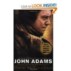 "Left to his own devices, John Adams might have lived out his days as a Massachusetts country lawyer, devoted to his family and friends. As it was, events swiftly overtook him, and Adams--who, David McCullough writes, was ""not a man of the world"" and not fond of politics--came to greatness as the second president of the United States, and one of the most distinguished of a generation of revolutionary leaders. He found reason to dislike sectarian wrangling even more in the aftermath of war, whe..."