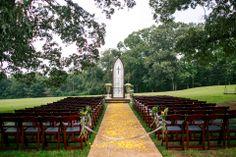 Rancho de las Aguilas » Ceremony Site