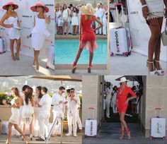 French Tuesday's White Party was a huge success! Thanks to everyone who came out! #party #travel #summer #luggage #design #ugobags #fashion #suitcase #destination #losangeles #california #beverlyhills #l'ermitage #style #whiteparty #fun #love #friends