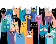 Rob Hodgson, Cat Squad