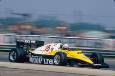 Alain Prost RE30B