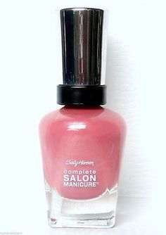 Sally Hansen Moulin Rose - $3 (accent nails)