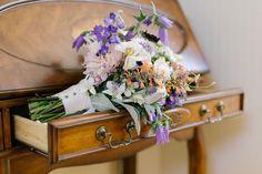 Wildflowers wedding bouquet! | Aaron Mallory