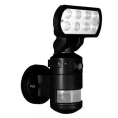 Battery operated outdoor motion sensor flood light http outdoor motion sensor light with security camera aloadofball Images