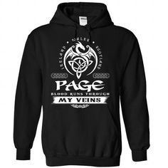 PAGE Celtic Blood T Shirts, Hoodies, Sweatshirts. CHECK PRICE ==► https://www.sunfrog.com/Names/PAGE-Celtic-Blood-8366-Black-Hoodie.html?41382