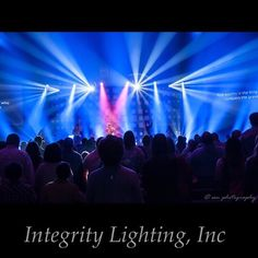 One of our favorite gobos & aerial effects  #Tulsa #Oklahoma #IntegrityLighting #LightingTulsa