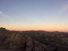 24 Hours in Joshua Tree National Park