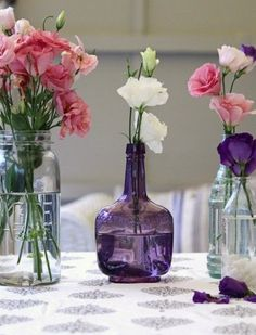 Entre flores frescas. . .   c@sas de pelicula