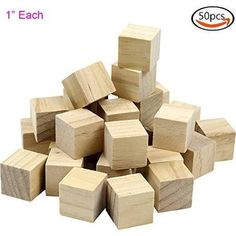 wooden dice blanks - Google Search