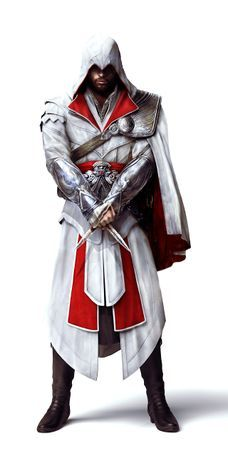 Ezio's Outfit - Assassin's Creed 3 Wiki Guide - IGN