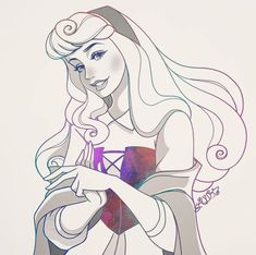 Disney Art, Disney Pixar, Disney Characters, Fictional Characters, Sleeping Beauty Maleficent, Aurora Sleeping Beauty, Walt Disney Animation Studios, Briar Rose, Aqua
