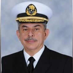 MEXICO: Adm Armando Garcia Rodríguez. Senior Officer of the Mexican Marines. Born Sep 11, 1950 in Puerto de Manzanillo, Colima. Former Commander of Headquarters at High Command, based in Mexico City. Also Commander of the First Naval Zone Eighth and Tenth, Naval sectors of Chetumal, Quintana Roo and Champoton, Campeche, the latter after serving as Head of Group Command. He has also served as deputy director of the School of Ocean Scale Studies and Head of the Training Center of the Mexican…