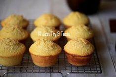 resep muffin keju cheddar
