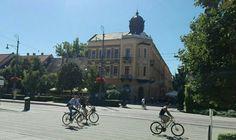 Debrecen views: Piac utca.