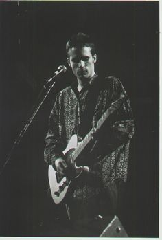 Photo by Peter Moore  | Jeff Buckley
