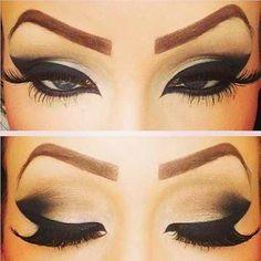 Love the cat eye look