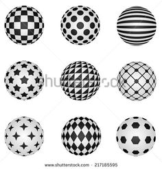Checkered Spherical Shape Vector | Download Free Vector Art | Free-Vectors