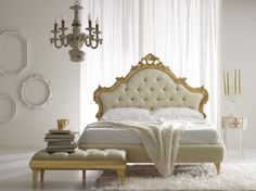 Gold Bedroom Furniture: White And Gold Bedroom Furniture Master Bedroom Design Ideas,Bedroom Luxury Bedroom Furniture, Luxury Bedroom Design, Master Bedroom Design, Luxury Bedding, Design Room, Luxury Curtains, Living Room Designs, Living Room Decor, Bedroom Decor