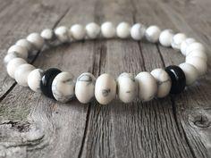 Gemstone unisex armband, gemstone sieraad van KennlyDesign op DaWanda.com