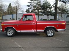 my first truck was 1973 ford ranger not xlt and had a white top cab.