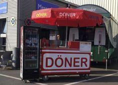 Flying Hot Dog Verkaufsstand : Verkaufsstände-RIBO GmbH Hot, Vendor Table