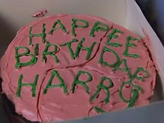 What date is Harry Potter's birthday?