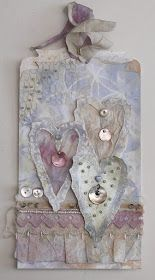 PaperArtsy: 2018 Vintage Neutrals: Time for Tea with ETS {by Helen Chilton} Handmade Tags, Handmade Crafts, Tag Craft, Timmy Time, Card Tags, Gift Tags, Greeting Card, Tea Art, Scrapbooking