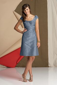 This is a perfect Bridesmaid's dress!