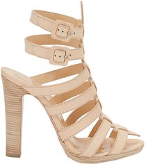 Christian Louboutin Neronna Gladiator Platform Sandals