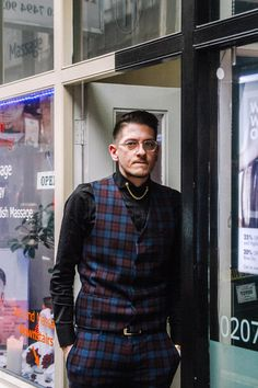 Guys of London Fashion Week AW16 Street Style // Photography Journal 38