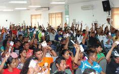 São Gabriel da Cachoeira (AM) sedia etapa regional da I Conferência Nacional de Política Indigenista.