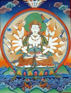La littérature prajñāpāramitā (terme sanskrit ; devanagari: प्रज्ञापारमिता) ou perfection de la sagesse est un ensemble de textes du bouddhisme mahāyāna développant le thème de la perfection (paramita) de la sagesse transcendante (prajna, de jñā « connaître...
