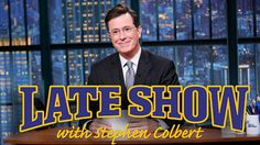 WHAT A SHAME: Left Wing Hack Stephen Colbert IS FAILING ON THE LATE SHOW