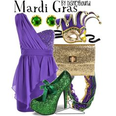 aww and im going to Mardi Gras in Orlando next week this would be so awesome