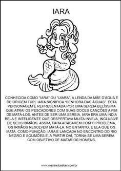 Portuguese Lessons, Myla, Coloring Pages, Teaching, How To Plan, Education, History, Fictional Characters, Infant Activities