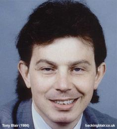 Tony Blair (Former BP Executive) & former British Prime Minister