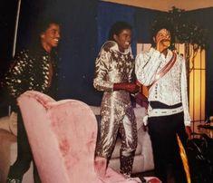Marlon, Jermaine & Michael Jackson Jackson Family, The Jackson Five, Michael Jackson, Victorious, Painting, Painting Art, Paintings, Painted Canvas, Drawings