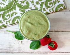 10 green smoothies that don't taste like lawn