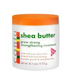 Cantu Shea Butter Grow Strong Strengthening Treatment 6.1 oz